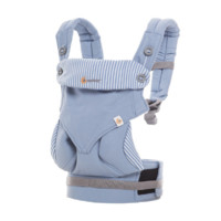 Ergobaby 四式360婴儿背带 蔚蓝直纹