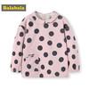 Balabala 巴拉巴拉 女童加绒衬衫 79.6元