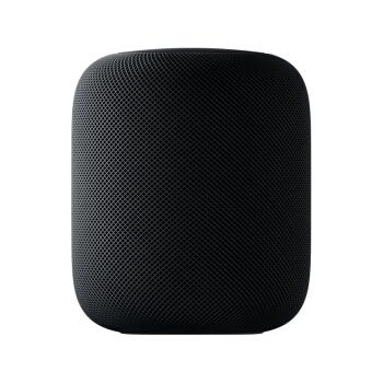 Apple 苹果 HomePod 智能音箱 深空灰色