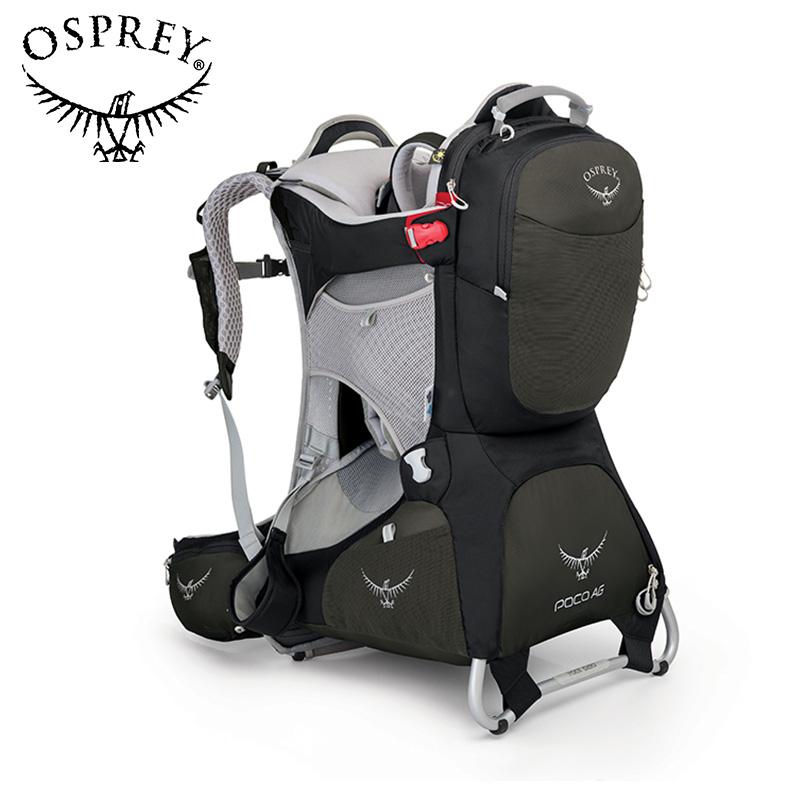 OSPREY 小鹰 Poco珀蔻 多功能户外婴儿背架