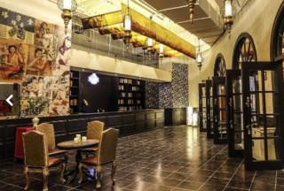 海南三亚湾 红树林度假世界 王后棕酒店