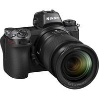 Nikon 尼康 Z7 全画幅微单套机(Z 24-70mm F4镜头)+ 64GB XQD卡 + FTZ接环