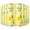微醺柠檬口味8罐 锐澳(RIO)洋酒 预调鸡尾酒 3度微醺 柠檬口味 330*8罐 *3件 102.4元(合34.13元/件)