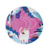 KEMElife·可米生活 骨瓷艺术盘 1号 8英寸