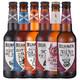 GreenKing 格林王 精酿啤酒 6种口味组合装 330ml*6瓶