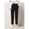 Massimo Dutti 05074990800 女装 运动版打褶装饰长裤 190元