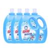 Baimao 白猫 高效洁净洗衣液 3kg*4瓶 54.9元包邮(前1小时)