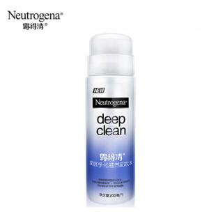 Neutrogena 露得清 深层净化滋养卸妆水(200ml+深层净化洗面乳 100g*2支) *2件 +凑单品