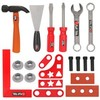 鑫思特 儿童过家家玩具 小工程师体验装 维修工具21件套  9.9元包邮(需用券)