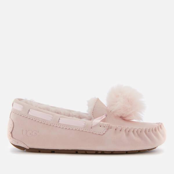 UGG Dakota Moccasin 女款小羊皮豆豆鞋