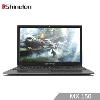 Shinelon 炫龙 毁灭者DC锋刃 15.6英寸笔记本电脑(G5400、8GB、256GB、MX150 2G)