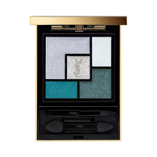 YVES SAINT LAURENT 圣罗兰 Urban Escape 五色眼影盘