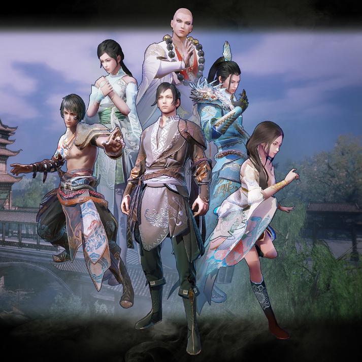 《武林志》PC数字版游戏