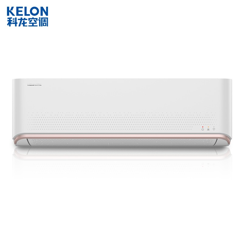 KELON 科龙 KFR-26GW/QAA1(1N41) 1匹 变频冷暖 壁挂式空调