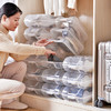 百露10个装鞋盒透明鞋盒子抽屉塑料收纳盒可叠加收纳箱整理箱组 超值组合透明鞋盒10个装 *3件 241.5元(合80.5元/件)
