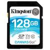 Kingston 金士顿 Class10 UHS-I U3 V30 SD存储卡 128GB 239元
