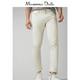 Massimo Dutti EXTRA SLIM FIT  00037027712 斜纹理仿牛仔布长裤