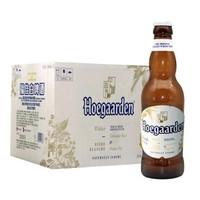 Hoegaarden 福佳 比利时风味 精酿白啤酒 330ml*24瓶