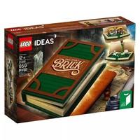 LEGO 乐高 IDEAS 创意系列 21315 立体童话书