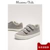 秋冬折扣 Massimo Dutti 女童 灰色绒面真皮运动鞋 15027323902 150元