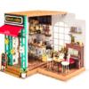Robotime 若态 小屋模型 DG109  西蒙的时光咖啡店