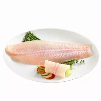 海天下 越南原装进口冷冻巴沙鱼柳 600g