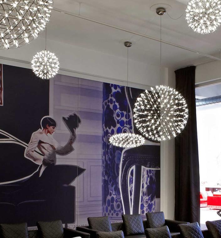 Moooi Raimond系列 荷兰创意LED吊灯 抖音吴亦凡同款灯