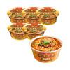 满汉大餐 牛肉泡面 四种口味 192g*6碗 *2件 60元包邮(需用券)