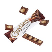 GUYLIAN 吉利莲  原味巧克力小排块 35g