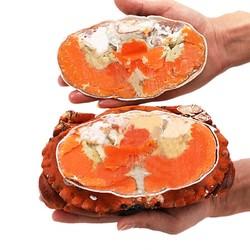 Seamix 禧美海产 野生熟冻面包蟹 400-600g