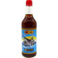 民天 中华老字号 特酿鱼露 海鲜火锅调味汁500ml