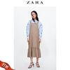 ZARA女装 羊毛背心连衣裙 03057241704 159元