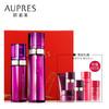 欧珀莱(AUPRES)时光锁紧致塑颜滋润型化妆品套装护肤礼盒(爽肤水170ml+乳液130ml) 359元