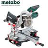 麦太保(Metabao) 切铝机锯铝机8寸多功能木工斜切锯切割机电动工具 8寸推拉式KGS216M 1199元