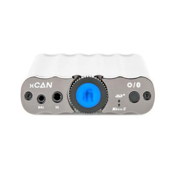 iFi XCan 便携平衡耳放