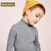 balabala巴拉巴拉男童毛衣宝宝针织衫冬季2018新款儿童套头线衣高领上衣男90cm-130cm 49元包邮