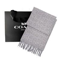 COACH 蔻驰 77705 男女款羊毛羊绒围巾