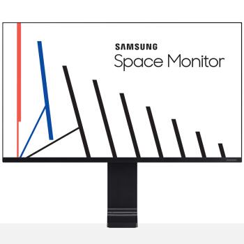 SAMSUNG 三星 S27R750QEC 27英寸 VA显示器 (2560×1440、144Hz)
