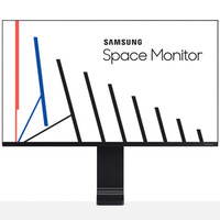 SAMSUNG 三星 Space Monitor 27英寸VA显示器(2560x1440、144Hz)