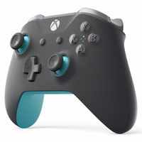 Microsoft 微软 Xbox无线控制器 蓝灰色