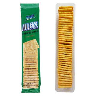 泡吧小脆非油炸薯片 芥末味(1条装) 50g/袋 *20件