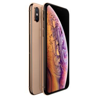 Apple 苹果 iphone XS Max 智能手机 256GB 金色美版有锁