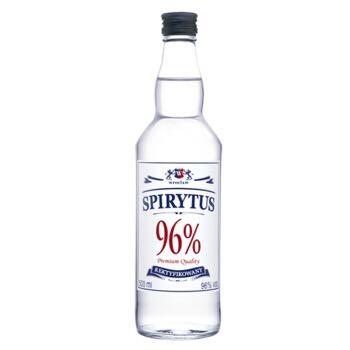 Spirytus 生命之水 伏特加 96度 500ml