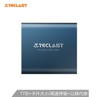 Teclast 台电 S20系列 固态移动硬盘 1TB