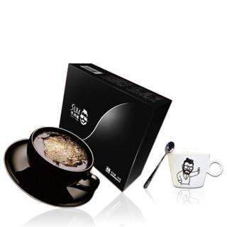 DAVIDCHOICE 大卫之选 SLIM黑咖啡礼盒2g*48袋*2盒装+杯勺装