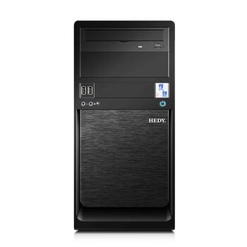 HEDY 七喜 悦祺 H10-1 台式机 赛扬G4900 4GB 1TB HDD