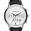 EMPORIO ARMANI 阿玛尼 AR2432 男士时装腕表 *2件 1178元(合589元/件)