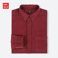 UNIQLO 优衣库 409286 男士灯芯绒衬衫