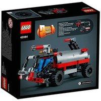 LEGO乐高机械组系列 飞机赛车摩托卡车初级拼搭儿童积木拼装玩具 男孩女孩 吊钩式装载卡车42084