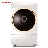 TOSHIBA 东芝 DGH-117X6D 全自动变频滚筒洗衣机 白色